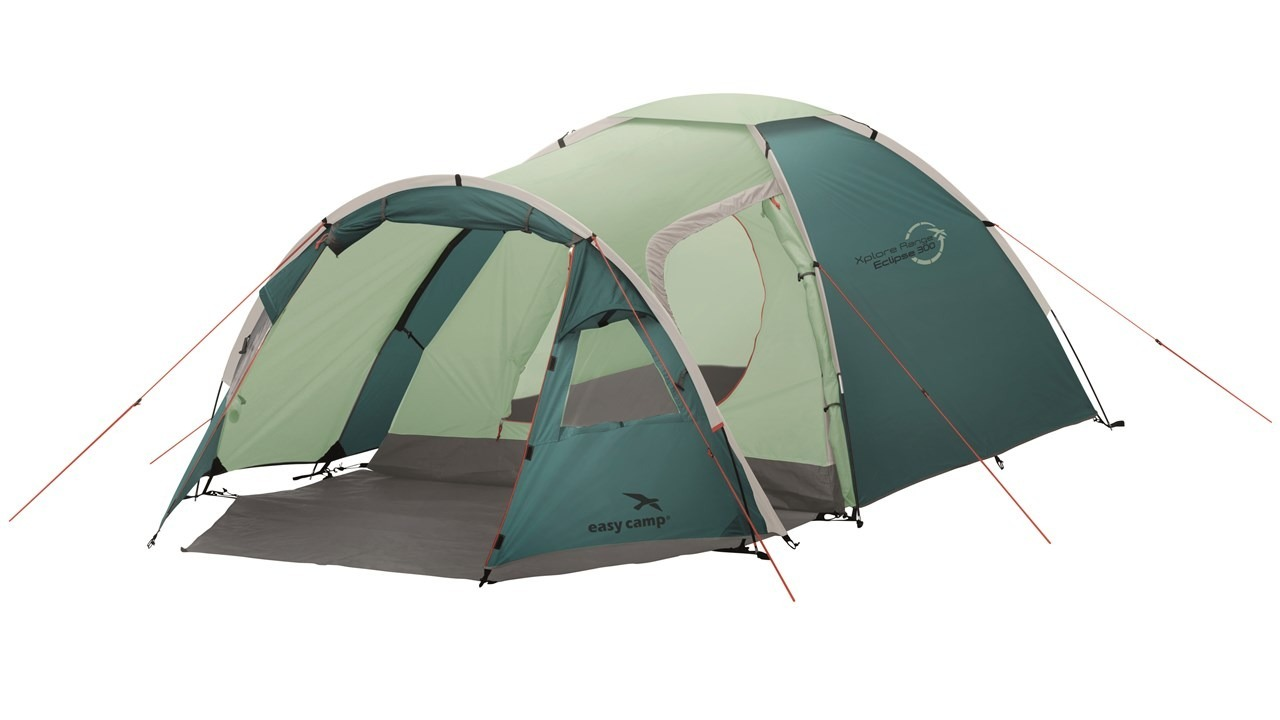 Cort Easy Camp Eclipse 300 - 3 persoane - Verde