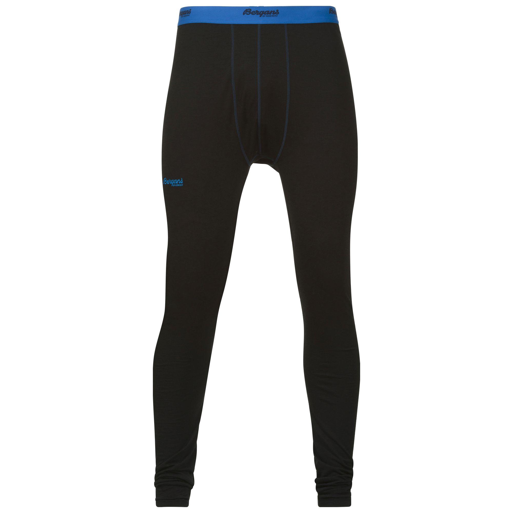 Pantaloni De Corp Bergans Soleie - Negru