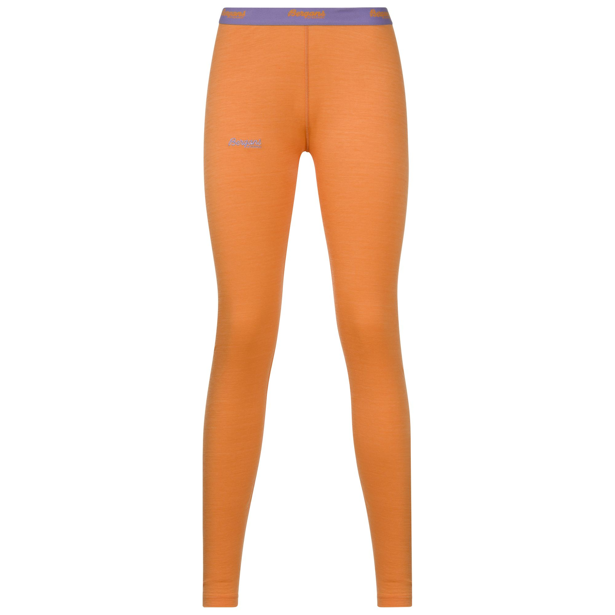Pantaloni De Corp Bergans Soleie Lady - Portocaliu