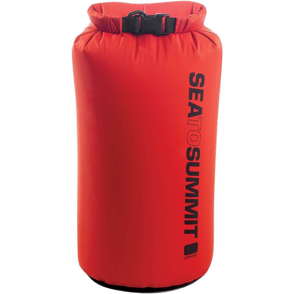 Sac impermeabil Lightweight Dry Sack Sea To Summit 35L - Rosu