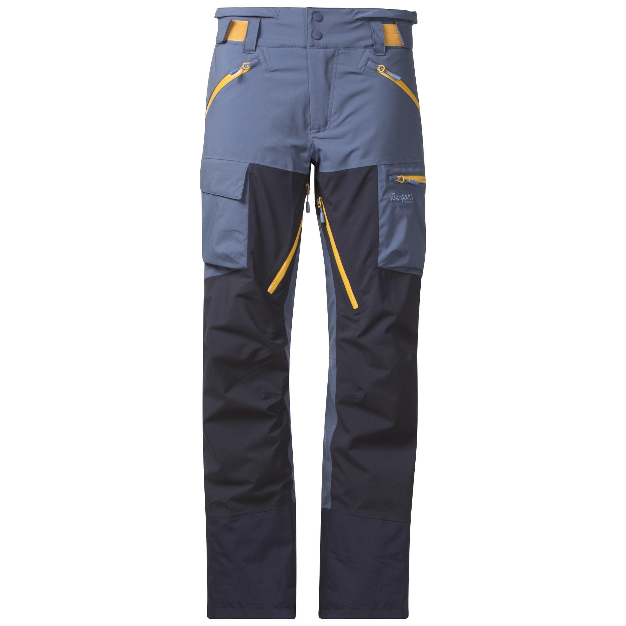 Pantaloni Bergans Hafslo Insulated Lady - Albastru