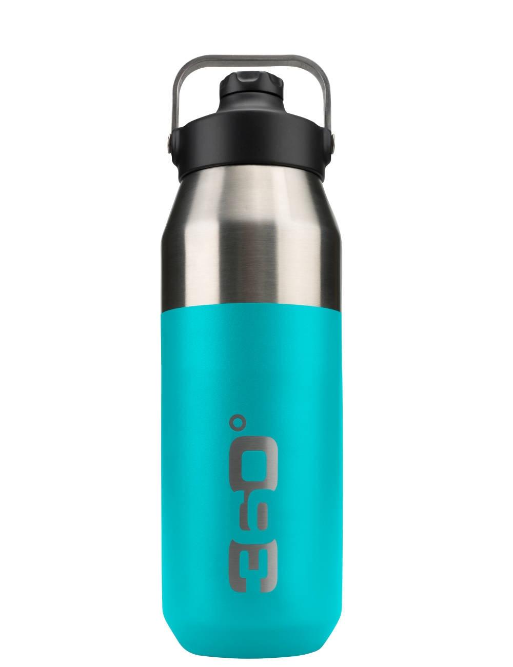 Bidon Izolator Inox 360 Degrees 750 Ml Cu Capac Si Dop Magnetic - Teal