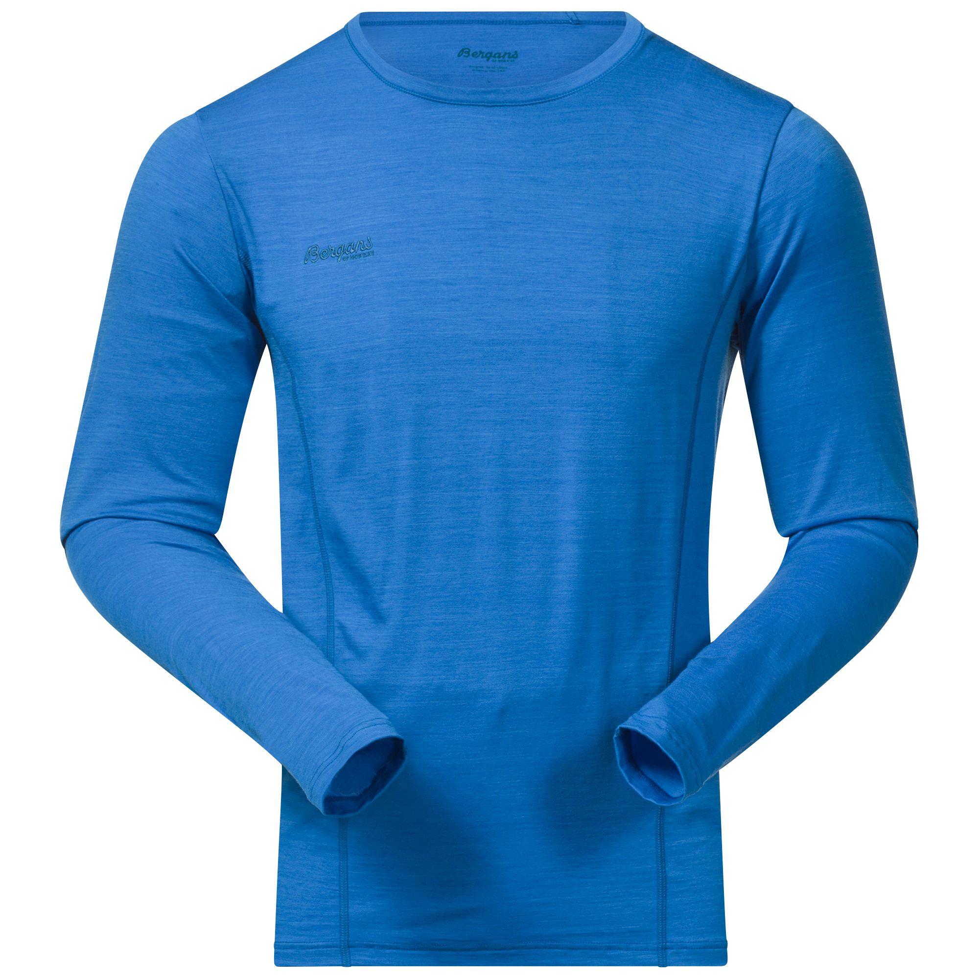 Bluza De Corp Bergans Soleie - Albastru