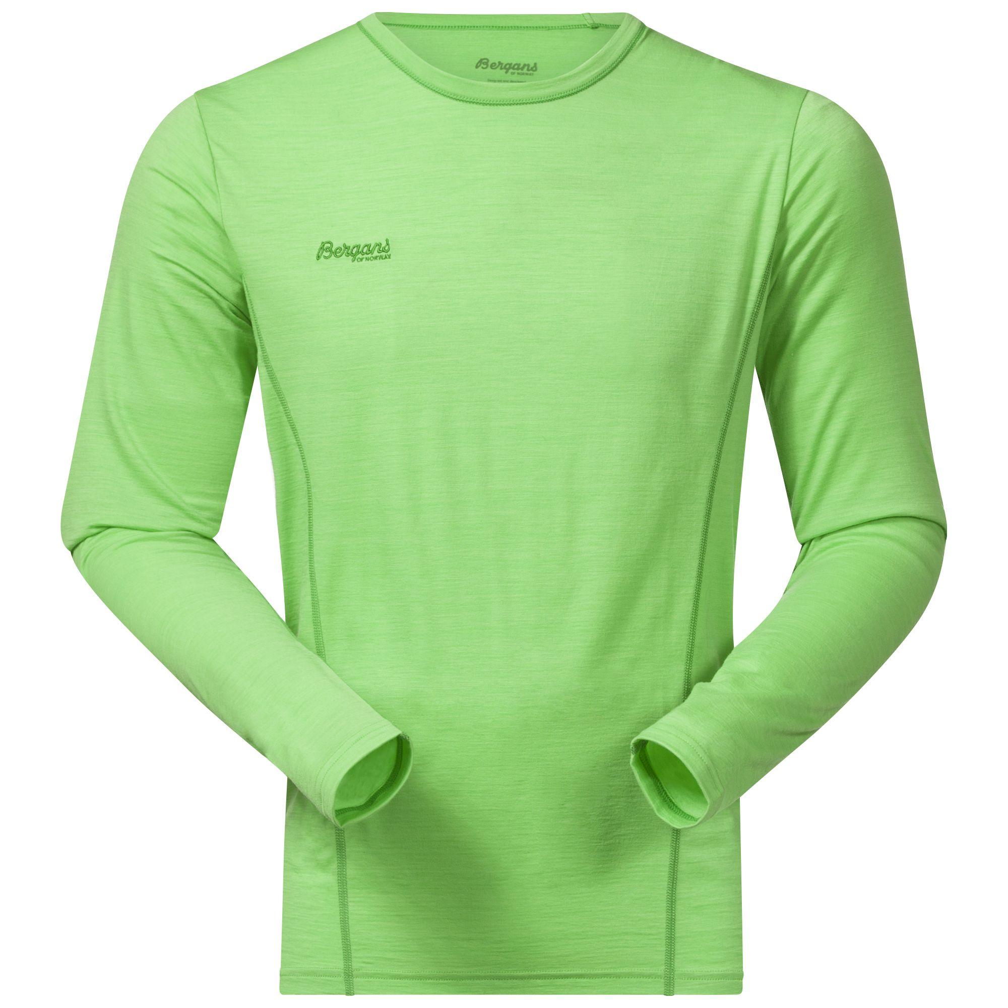 Bluza De Corp Bergans Soleie - Verde
