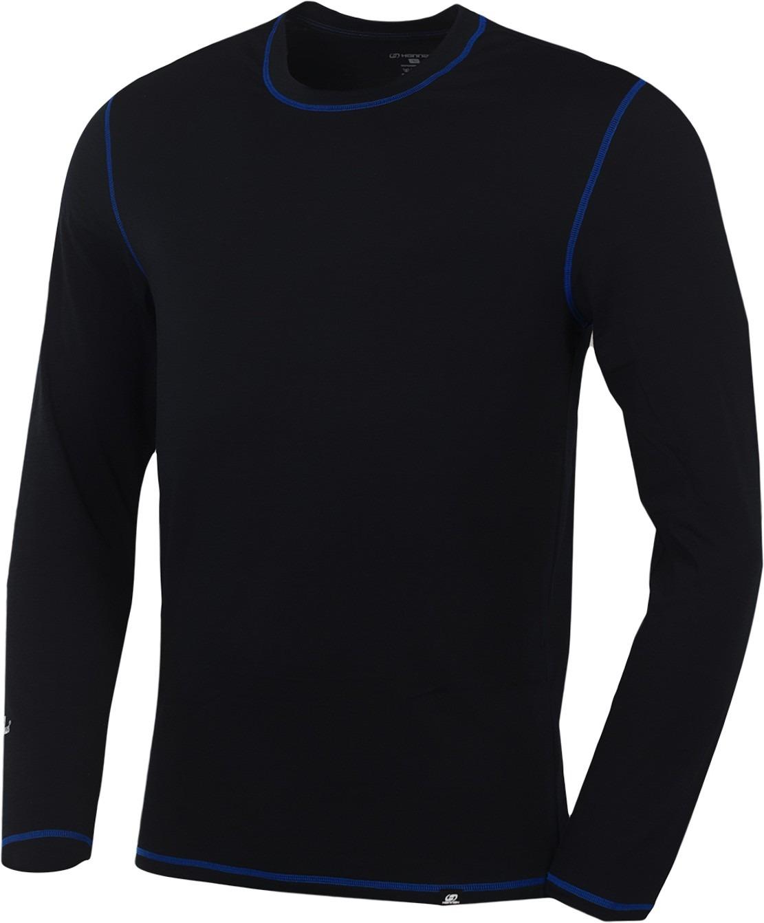 Bluza de corp Hannah Cottonet M LS - Antracit