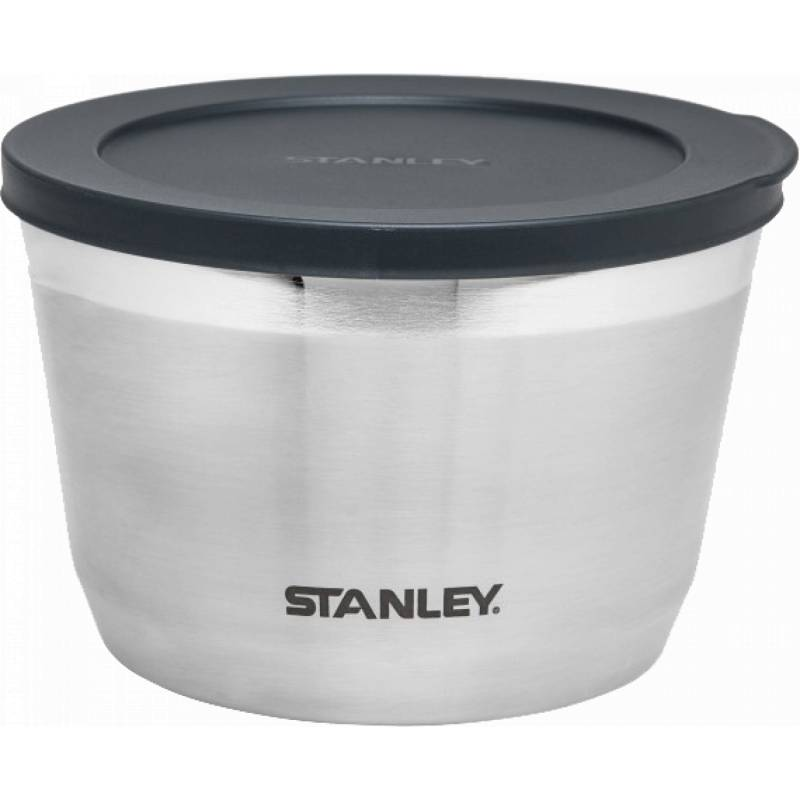 Bol termoizolant Stanley Adventure Inox 530 ml - Argintiu