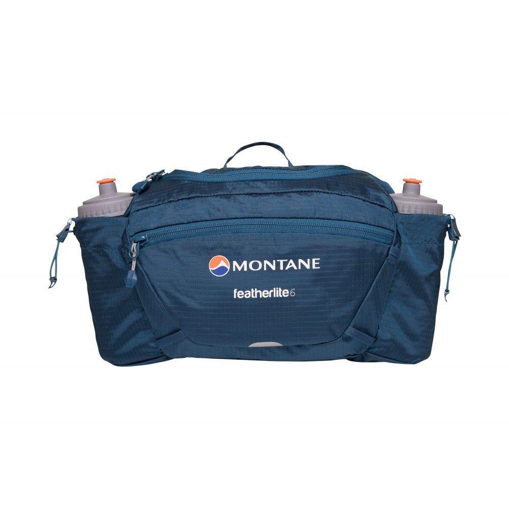 Montane Borseta alergare Montane Featherlite 6L - Navy