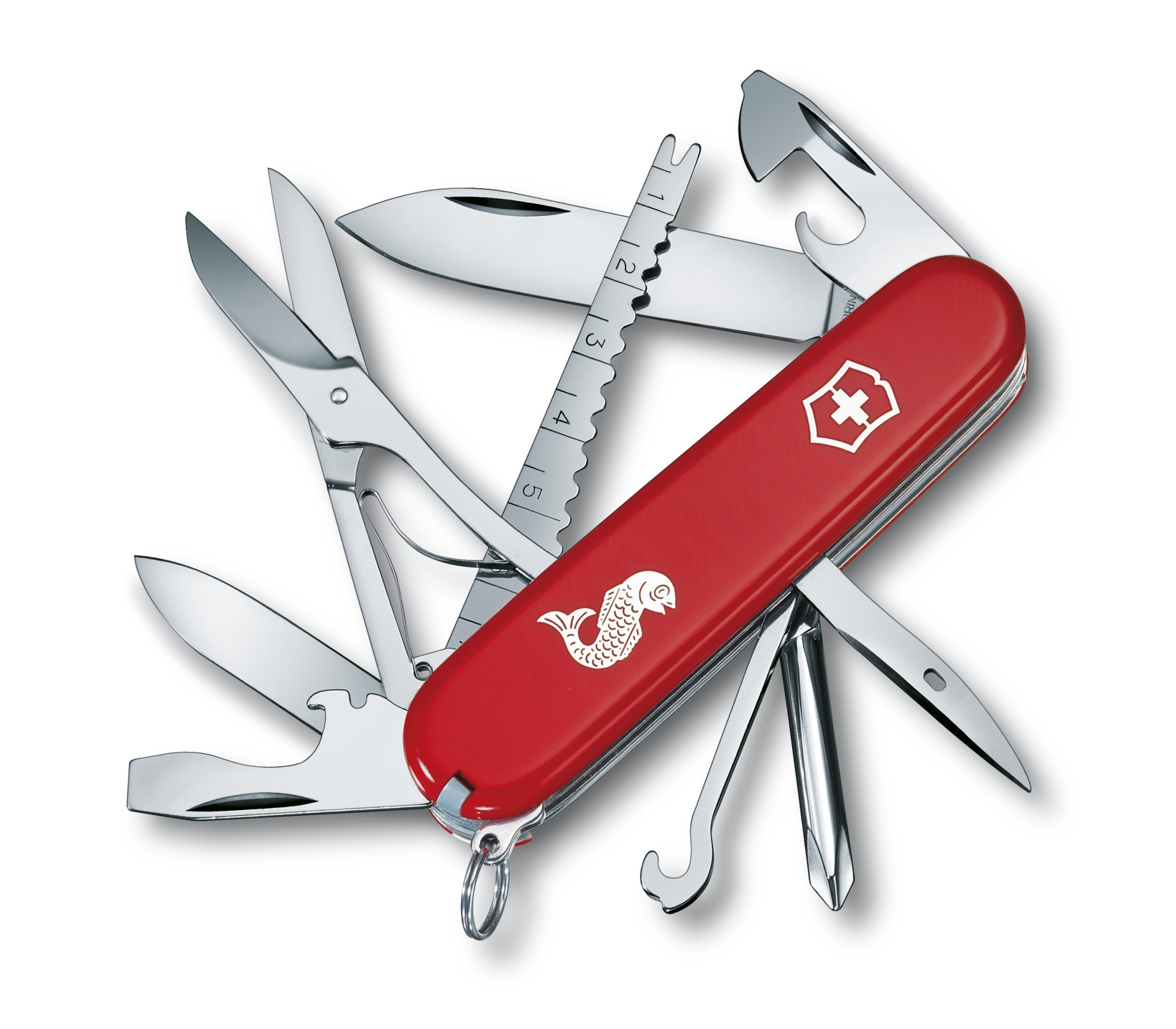 Briceag multifunctional Victorinox Fisherman 1.4733.72