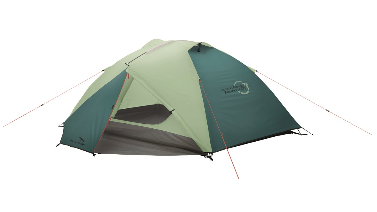 Cort Easy Camp Equinox 300 - 3 persoane - Verde