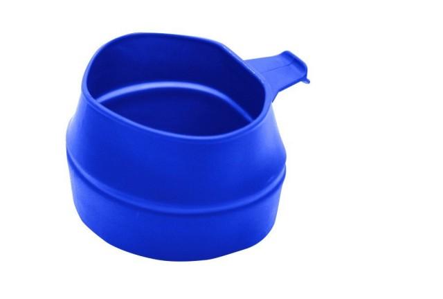 Cana pliabila din plastic Coghlans - Albastru