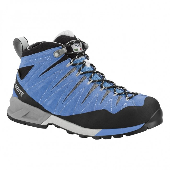 Dolomite Bocanci de munte Dolomite Crodarossa Mid Lady GTX - Albastru