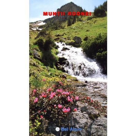 Muntii Rodnei - Ghid si Harta - harta, ture munte, echipament munte, echipament montan la proalpin.ro