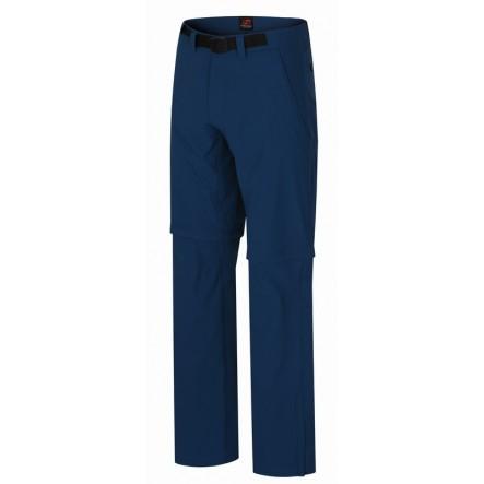 Pantaloni Zip-Off Hannah Roland - Albastru