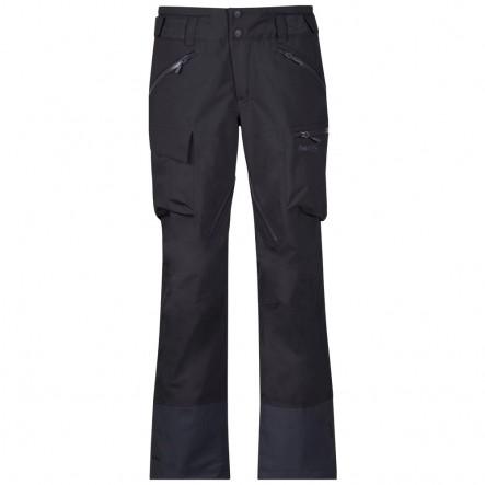 Pantaloni de ski femei Bergans Hafslo Lady - Antracit