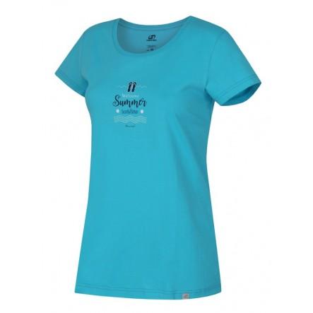 Tricou Hannah femei Fleris - Bleu