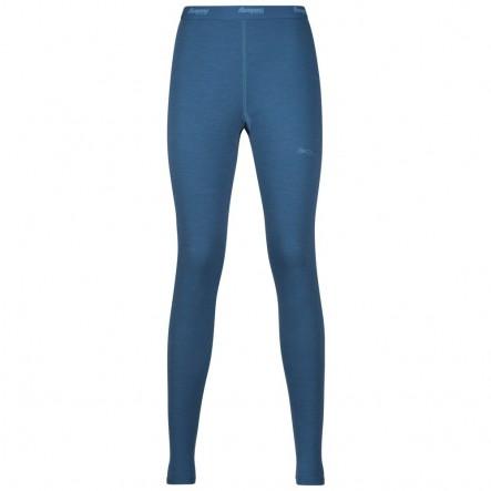 Pantaloni de corp Bergans Akeleie Lady - Albastru