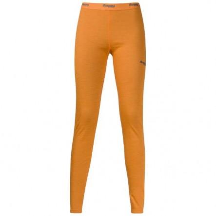 Pantaloni de corp Bergans Akeleie Lady - Portocaliu