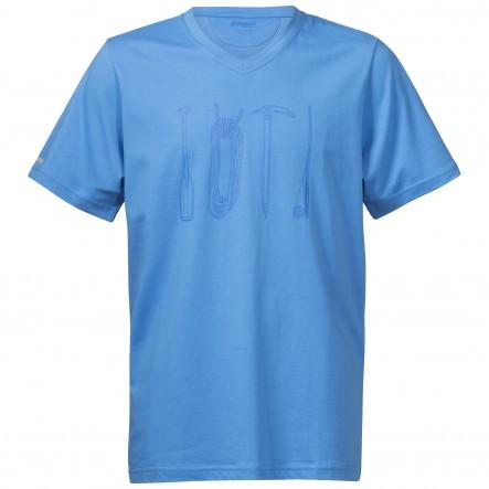 Tricou Bergans Gear - Bleu