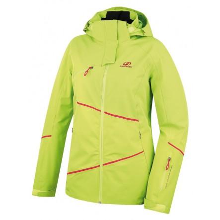 Geaca de ski Hannah Milly - Lime