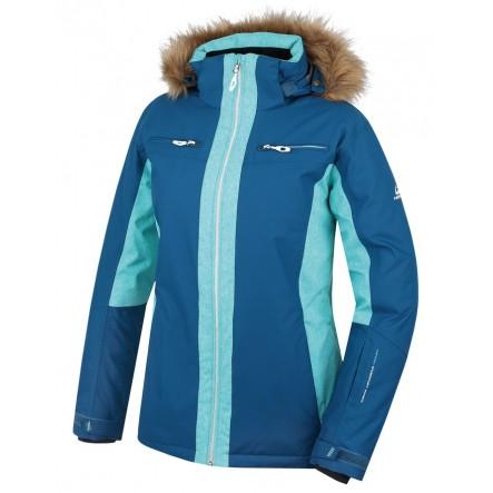 Geaca de ski Hannah Jill - Albastru