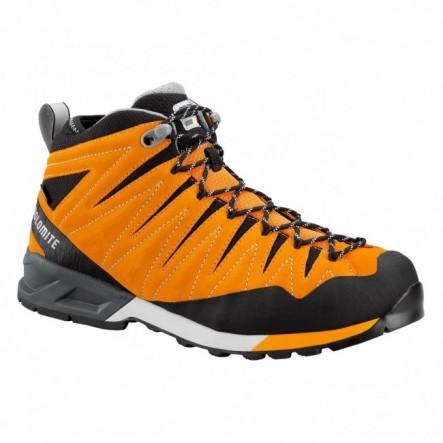 Bocanci de munte Dolomite Crodarossa Mid GTX - Portocaliu