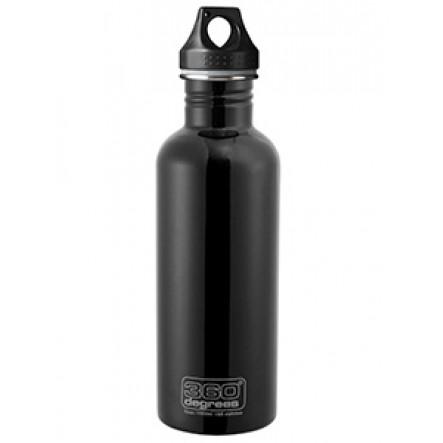 Bidon izolator inox 360 Degrees 1L - Black