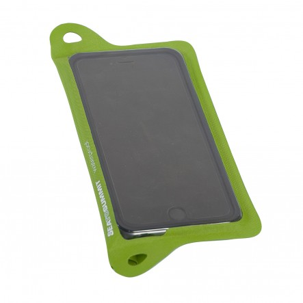 Husa impermeabila Sea To Summit TPU Guide pentru Large Smartphone - Lime de la Sea To Summit