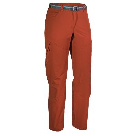 Pantaloni Warmpeace Torpa II Lady - Portocaliu