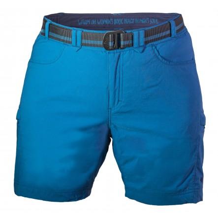 Pantaloni scurti Warmpeace Comet Lady - Bleu