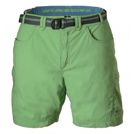 Pantaloni scurti Warmpeace Comet Lady - Verde