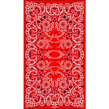 Esarfa Matt Srinagar Red (Esarfe)