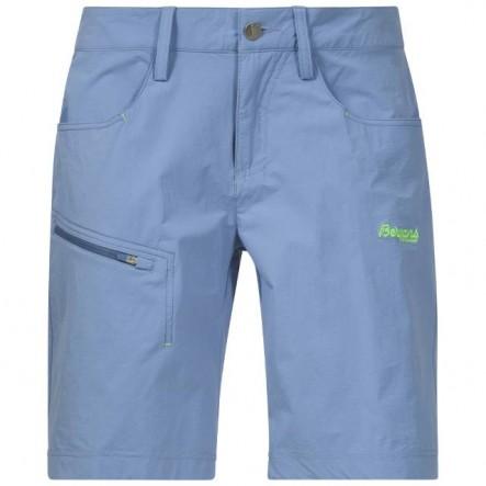 Pantaloni scurti femei Bergans Moa - Bleu