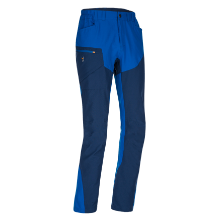 Pantaloni trekking ZAJO Magnet Neo - Albastru