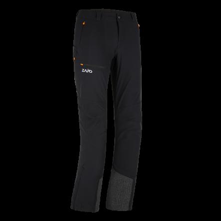 Pantaloni tehnici de trekking ZAJO Argon Neo - Negru