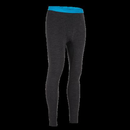 Pantaloni de corp din lana Merino ZAJO Bjorn - Negru