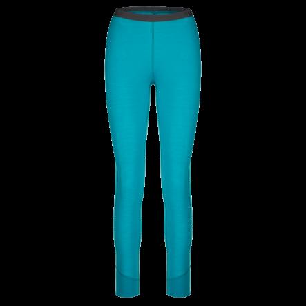 Pantaloni de corp din lana merino ZAJO Elsa Lady - Negru