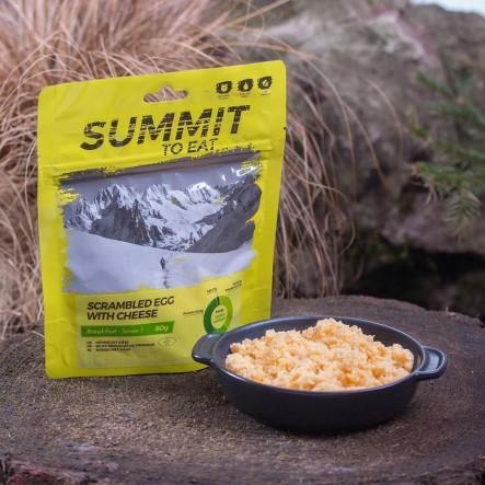 Mancare liofilizata Summit To Eat Omleta cu branza - 87 g