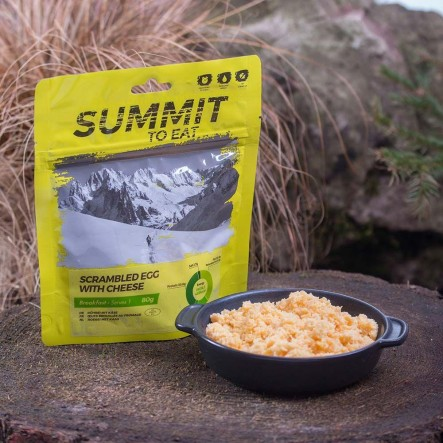 Mancare liofilizata Summit To Eat Macaroane cu branza - 197 g de la Summit To Eat