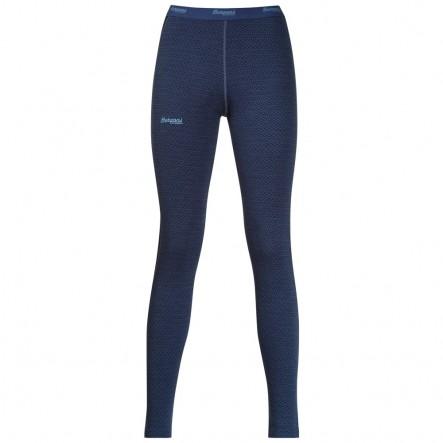 Pantaloni de corp Bergans Snoull Lady - 100% Merino Wool - Gri