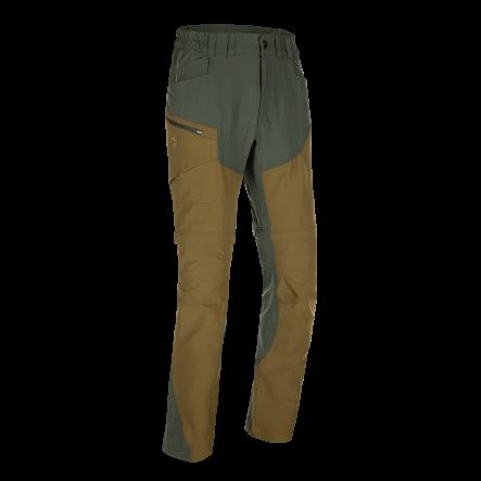 Pantaloni de trekking convertibili ZAJO Magnet Neo Zip Off - Kaki