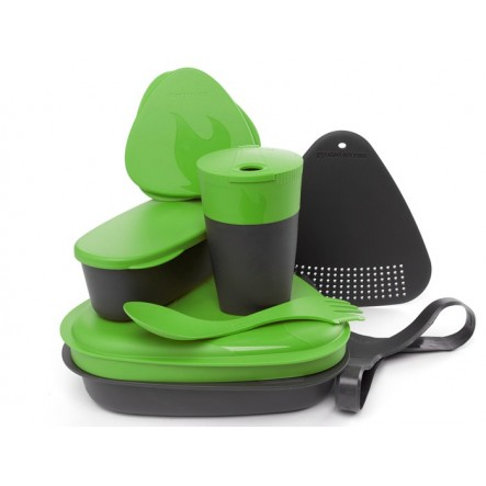 Set vase Light My Fire MealKit 2.0 - Verde