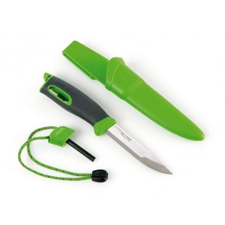 Cutit supravietuire Light My Fire FireKnife - Verde