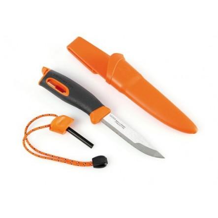 Cutit supravietuire Light My Fire FireKnife - Portocaliu