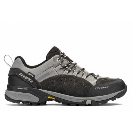 Ghete de munte Tecnica T-Cross GTX Low M - Gri