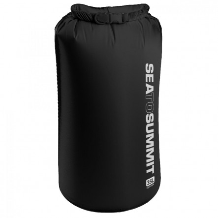 Sac impermeabil Lightweight Dry Bag Sea To Summit 35L - Negru