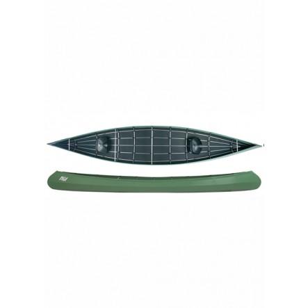 Ally Canoe 18' DR numai la proalpin.ro