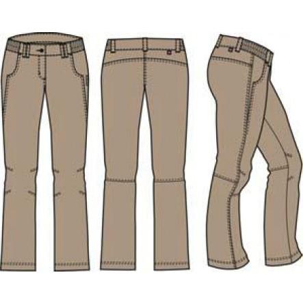 Pantaloni Alpine Pro Ceres