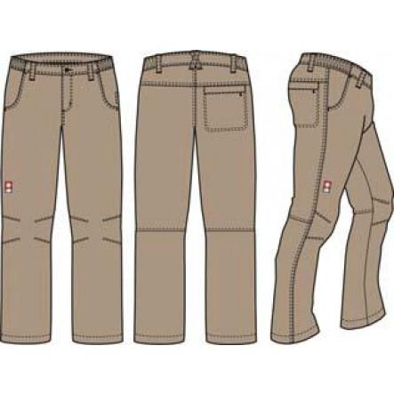 Pantaloni Alpine Pro Hekate