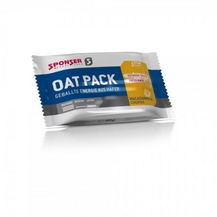 Baton Sponser OAT PACK 60g - Macadamia / Chufas