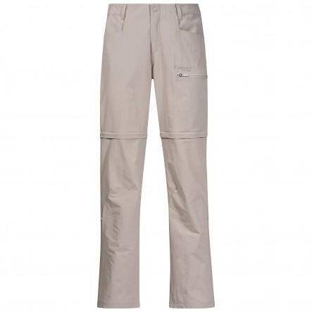 Pantaloni Bergans Imingen Lady Zip-Off - Greyish Beige